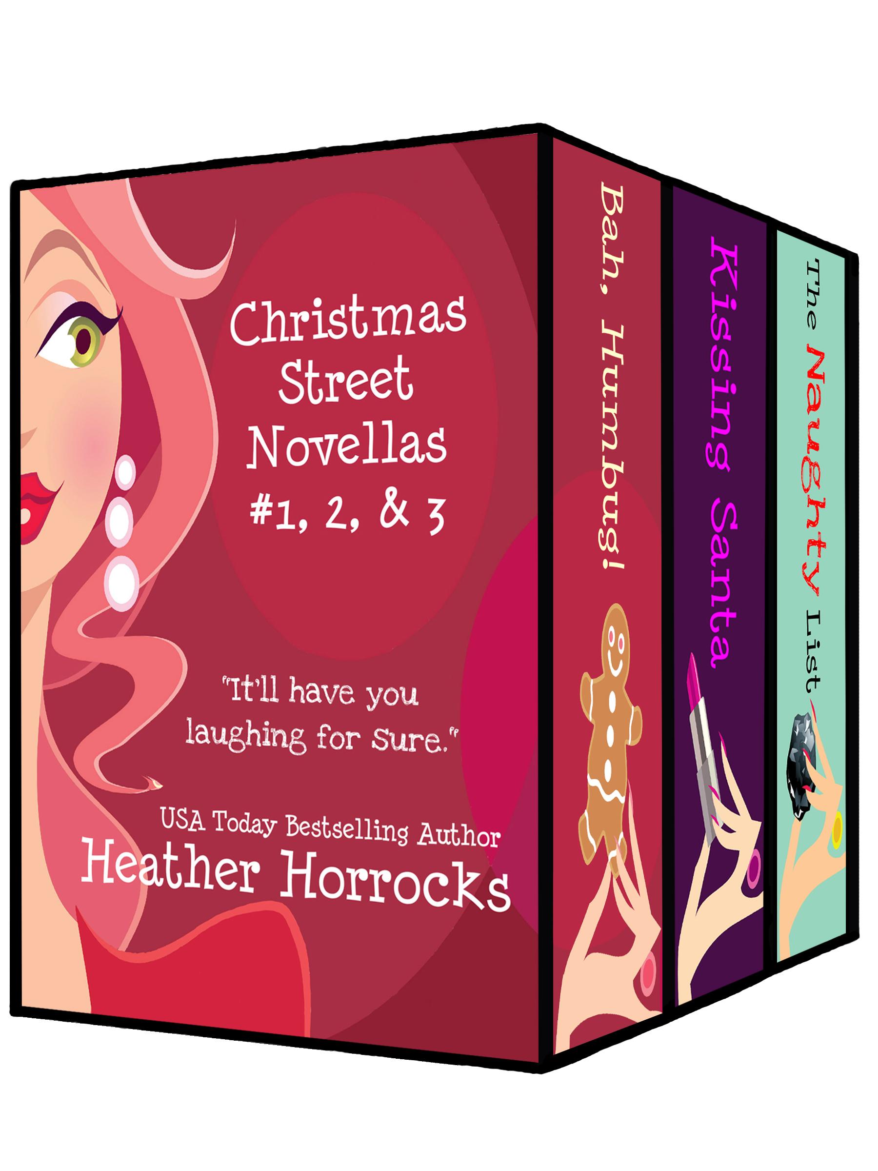 Countdown To Christmas Street Boxed Set Preorder